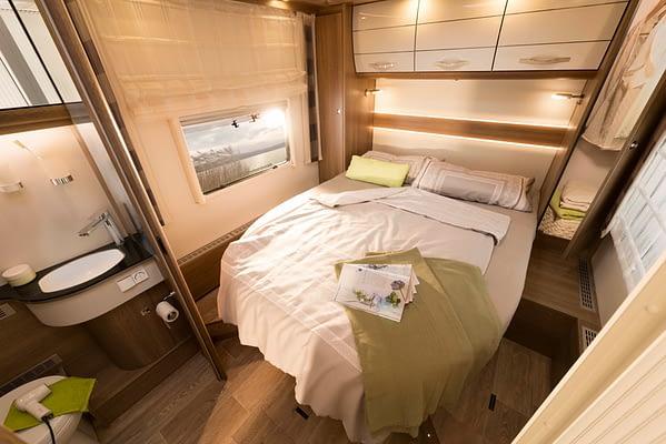Esprit I7150 2EB Schlafzimmer in Virginia Eiche