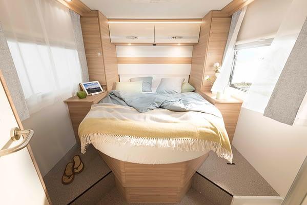 Globebus I7 Schlafzimmer