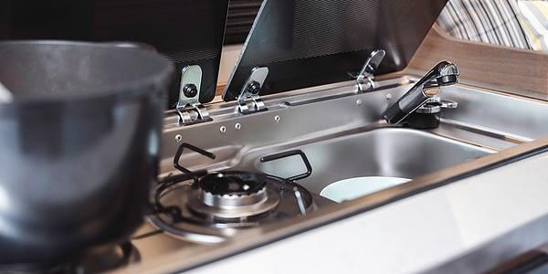 VE Vlow V600 IT Küche