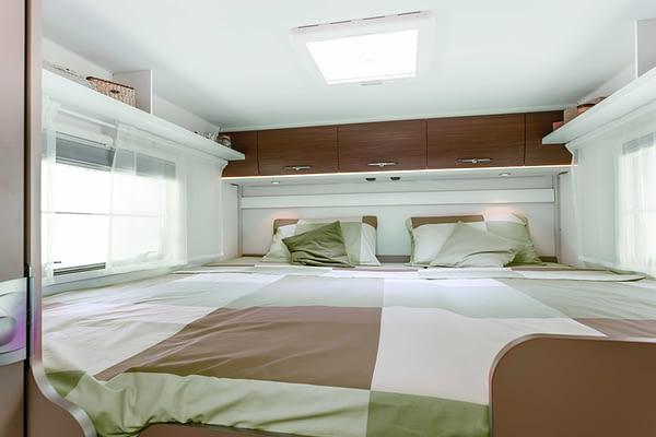 Etrusco T7400 SB Interieur Schlafzimmer/ Schlafbereich