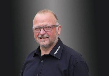 Frank Müller Mitarbeiter Camper Brandt