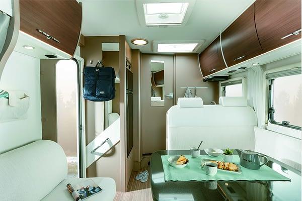 Etrusco T7400 SB Interieur Wohnbereich