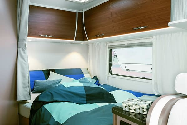 Etrusco T5900FB Bett Ambiente